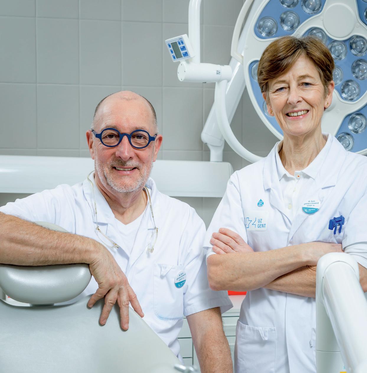 Professor Cauwels & Professor Martens van Ugent over 10 jaar gebruik met Biodentine™